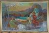 Painting Polar Bear Saloon Fwd Saloon Deck LOFOTEN 27-07-2016 13-22-11a