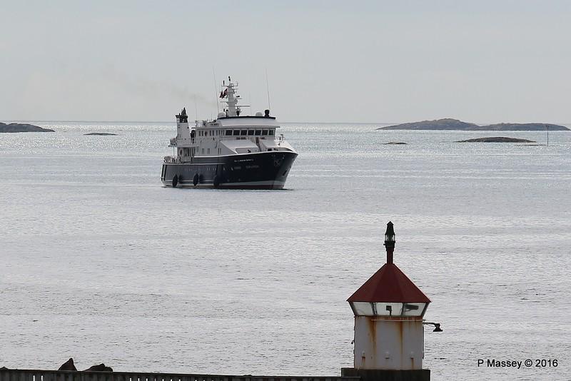 HANSE EXPLORER Inbound Bodø Mola Light PDM 27-07-2016 15-16-27a