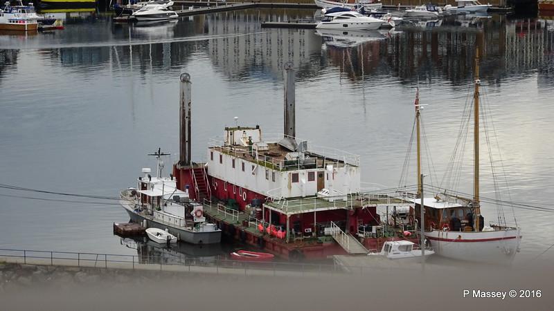 Barge CAROLINE MATHILDE Polar Charter Tromsø PDM 28-07-2016 18-29-41