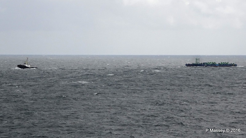 MULTRATUG 29 towing BREMEN North Sea PDM 14-07-2016 12-46-07