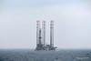 PARAGON C461 Jackup Rig Under Tow North Sea PDM 16-07-2016 14-06-27