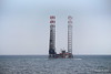 PARAGON C461 Jackup Rig Under Tow North Sea PDM 16-07-2016 14-01-56