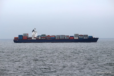 Other Vessels Seen & Hamburg 13 - 17 Jul 2016