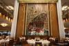 QUEEN MARY 2 in New York Tapestry Britannia Restaurant 16-07-2016 11-19-11