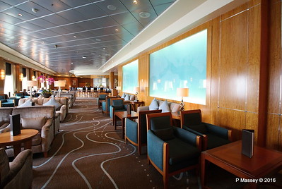 "QUEEN MARY 2 ""Remastered"" Interiors Jul 2016"
