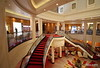 Grand Lobby QUEEN MARY 2 Reception Deck 2 Mayfair Shops Deck 3 16-07-2016 09-37-50