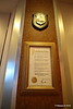 QUEEN MARY 2 Inaugural Visit Plaques Napoli San Francisco Day 14-07-2016 07-26-45