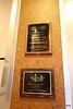 QUEEN MARY 2 Inaugural Visit Plaques San Francisco 14-07-2016 07-24-34