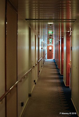 Hallways, Stairwells, Misc QM2 Remastered Jul 2016