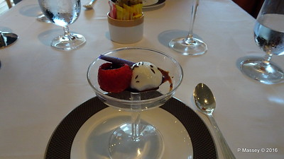 Palette Cleanser Strawberry Balsamic Vinegar Cheese The Verandah QUEEN MARY 2 16-07-2016 19-15-02