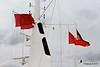 Mast QM2 Flags German Hamburg Cunard House 15-07-2016 16-12-08