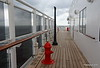 Kennels Fire Hydrant Lamp Post Deck 12 Stb Queen Mary 2 PDM 14-07-2016 10-56-53