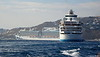 CELESTYAL OLYMPIA ROYAL PRINCESS from Tender Mykonos PDM 16-06-2017 17-04-14