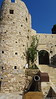 Cannon South Tower Entrance Castle Walls Pigeon Island Kusadasi PDM 17-06-2017 08-12-17