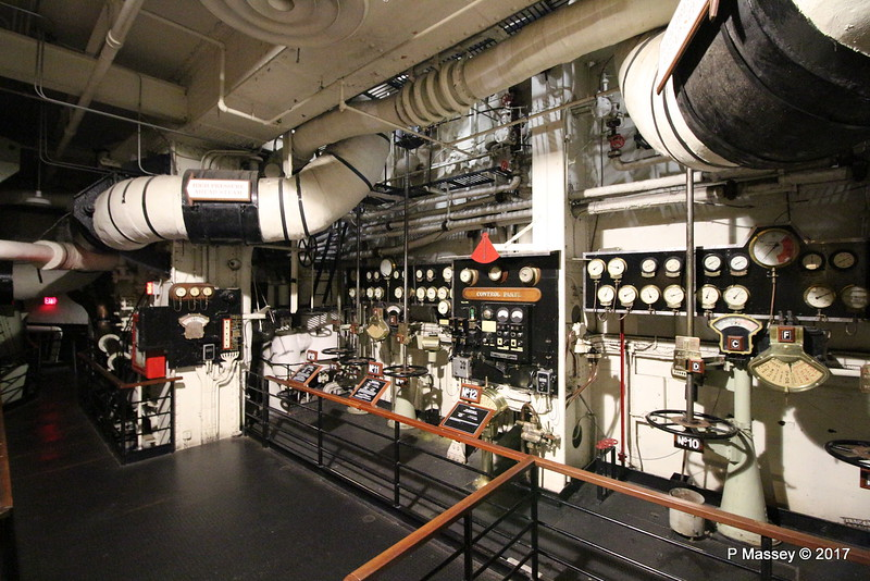 Control Panel QUEEN MARY Engine Room 18-04-2017 17-39-59