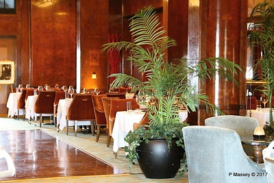 Sir Winston's Restaurant Temporary Royal Salon Promenade Deck QUEEN MARY Long Beach 19-04-2017 17-04-26