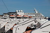 CARNIVAL INSPIRATION over QUEEN MARY's Port Lifeboat Davits Long Beach 17-04-2017 17-05-29