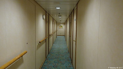 Atlantic Deck 4 port aft Hallway BOUDICCA 11-12-2017 13-25-58