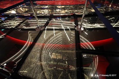 Shattered Glass Floor Panel Casino Imperiale MSC MERAVIGLIA PDM 06-07-2017 09-07-21