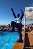 Blue Lady Sculpture Horizon Pool Deck 16 Aft MSC MERAVIGLIA PDM 06-07-2017 08-37-52