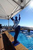 Blue Lady Sculpture Horizon Pool Deck 16 Aft MSC MERAVIGLIA PDM 06-07-2017 08-40-49