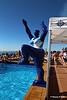 Blue Lady Sculpture Horizon Pool Deck 16 Aft MSC MERAVIGLIA PDM 06-07-2017 08-37-54