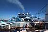 Polar Aquapark Water Slides Himalayan Bridge Deck 19 aft MSC MERAVIGLIA PDM 06-07-2017 08-35-32