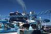Polar Aquapark Water Slides Himalayan Bridge Deck 19 aft MSC MERAVIGLIA PDM 06-07-2017 08-35-08