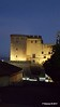 Castel Nuovo from Room 525 Hotel Mercure Via Agostino Depretis Naples PDM 02-07-2017 21-14-17