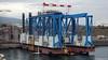 ZOURITE Jackup for Coastal Highway Viaduct Construction Port Reunion 12-12-2017 17-25-57