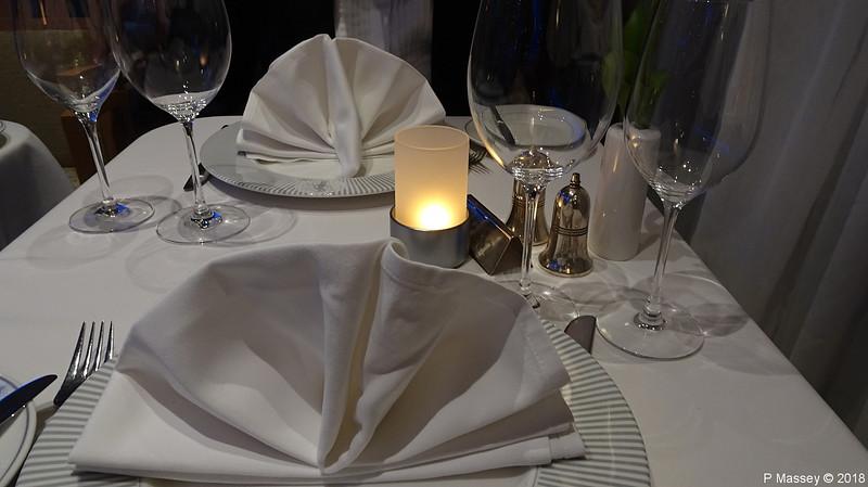 Table 24 Thistle Restaurant Aft Main Deck 4 BRAEMAR 01-04-2018 19-32-59
