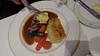 Chateaubriand Bernaise Gala Dinner Thistle Restaurant Aft Main Deck 4 BRAEMAR 01-04-2018 20-18-05