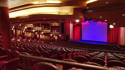 Royal Court Theatre Decks 1 - 3 Fwd QUEEN VICTORIA PDM 05-01-2018 11-01-46