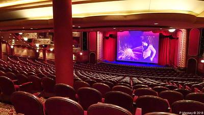 Royal Court Theatre Decks 1 - 3 Fwd QUEEN VICTORIA PDM 05-01-2018 11-01-32