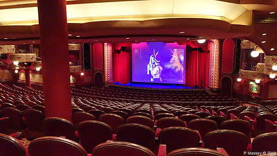 Royal Court Theatre Decks 1 - 3 Fwd QUEEN VICTORIA PDM 05-01-2018 11-01-36