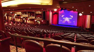 Royal Court Theatre Decks 1 - 3 Fwd QUEEN VICTORIA PDM 05-01-2018 11-01-55