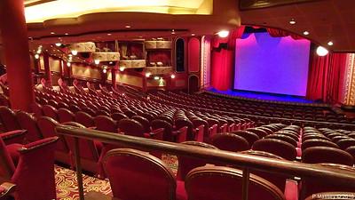 Royal Court Theatre Decks 1 - 3 Fwd QUEEN VICTORIA PDM 05-01-2018 11-01-51