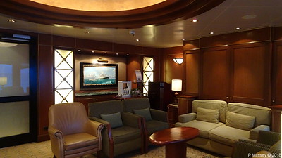 Admiral's Lounge Deck 10 Stb Fwd QUEEN VICTORIA PDM 06-01-2018 09-15-22