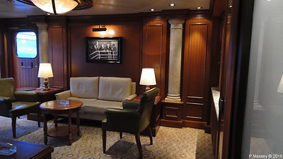 Churchill's Cigar Lounge Deck 10 Stb Fwd QUEEN VICTORIA PDM 06-01-2018 09-14-16