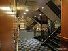 Blue Deck 9 midship stairwell Deck 9 - 8 PRIDE OF ROTTERDAM 16-11-2012 21-43-27