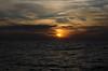 Sunset Off The Georgia Coast
