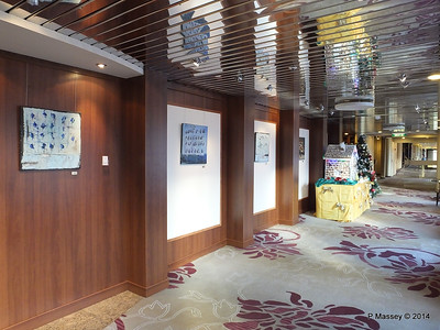 Hallway Future Cruise Sales to Artania Restaurant PDM 15-12-2014 09-53-43
