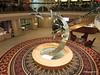 Lobby Seagull Sculpture Neptun Deck 2 ARTANIA PDM 16-12-2014 06-06-04