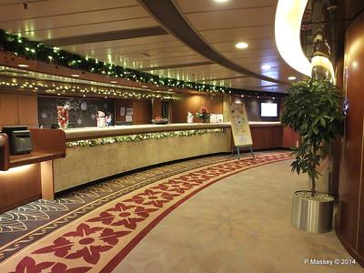 Neptun Deck 2 & Atrium - ARTANIA Dec 2014