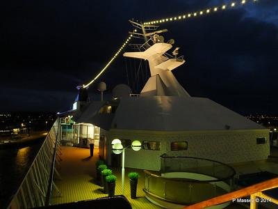 Mast from Observation Platform Fwd night Ijumuiden ARTANIA PDM 15-12-2014 16-15-37