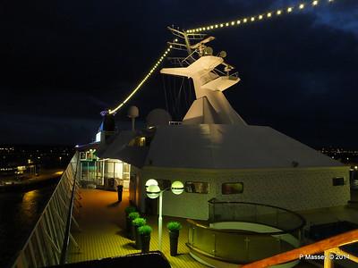 Mast from Observation Platform Fwd night Ijumuiden ARTANIA PDM 15-12-2014 16-15-35