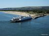BRAMBLE BUSH BAY Sandbanks Chain Ferry PDM 14-07-2014 08-49-32