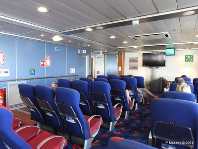 NORMANDIE EXPRESS Aft Bar Area & Seating PDM 14-07-2014 16-12-15