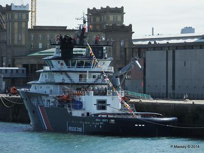 ABEILLE LIBERTE Emergency Tow Vessel Cherbourg PDM 14-07-2014 16-00-59