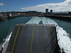 Departing Cherbourg aboard NORMANDIE EXPRESS PDM 14-07-2014 15-58-46